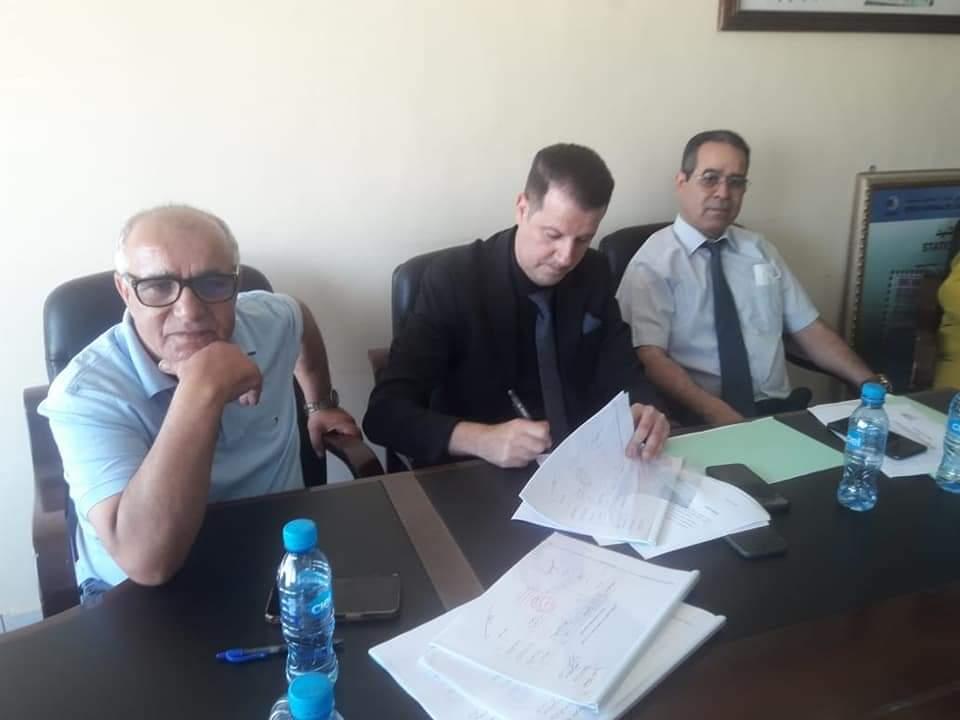 برشيد…طارق قديري يتسلم سلط الرئاسة